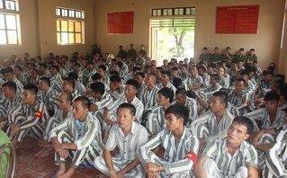 Pháp luật - Ngày về với nẻo thiện của phạm nhân trại giam Suối Hai dịp Quốc khánh