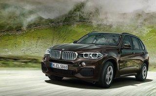Xe++ - 1.559 xe SUV BMW X5 bị triệu hồi do lỗi đèn hậu