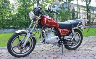 Ô tô-Xe máy - 'Người hùng' Suzuki GN125 trở lại thị trường Việt có làm nên chuyện?
