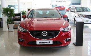 Xe++ - Sau đợt tăng giá, Mazda bất ngờ đồng loạt giảm giá 25 triệu đồng