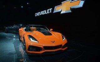 """Xe++ - """"Mãnh thú"""" Chevrolet Corvette ZR1 2019 có giá từ 2,7 tỷ đồng"""