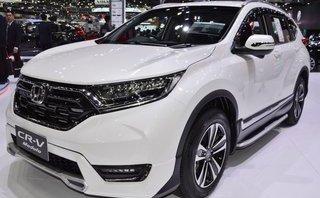 Xe++ - Honda CR-V 2017 nhận gói bodykit Modulo Sport, hơn 31 triệu đồng