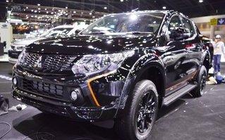 Xe++ - Mitsubishi Triton Athlete lộ diện, giá bán từ 612 triệu đồng
