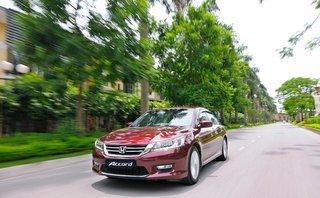 Xe++ - Honda Accord và Odyssey tại Việt Nam bị triệu hồi