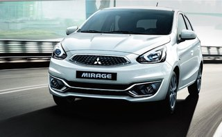 Xe++ - Mitsubishi Mirage và Attrage có thêm tùy chọn phiên bản mới