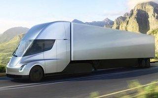 Xe++ - Xe tải điện Tesla Semi nhận được hơn 1.200 đơn đặt hàng