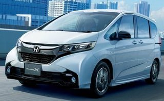 Xe++ - Honda Freed Modulo X chính thức ra mắt thị trường Nhật Bản