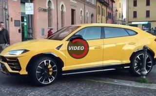 Xe++ - SUV Lamborghini Urus 'bản sao' của Toyota C-HR TRD?