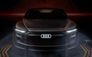 Xe++ - Audi E-Tron GT dự kiến ra mắt vào năm 2022