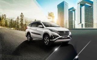 """Xe++ - Toyota Rush 2018 sớm chào """"sân"""" tại Thái Lan"""