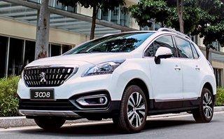 Bảng giá ô tô Peugeot tháng 1/2018: 3008 FL giảm 150 triệu đồng