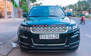 Thú chơi xe - Chi tiết Range Rover 'nhái' giá 670 triệu tại Sài Gòn