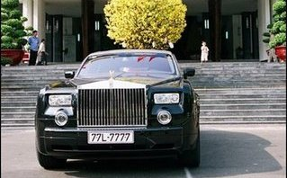 """Thú chơi xe - Lác mắt với dàn Rolls-Royce siêu sang mang biển """"siêu khủng"""" của các đại gia Việt"""