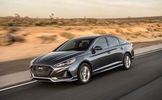 Đánh giá xe - Hyundai Sonata 2018 - Sắc sảo, tiện nghi và đáng mua?