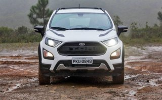 """Ford tung EcoSport Storm 2018 mới cực """"ngầu"""""""
