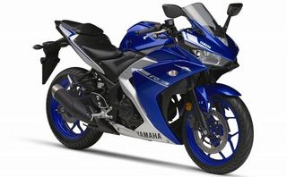 Thị trường xe - Ảnh chi tiết hàng 'hot' Yamaha R3 2018 vừa ra mắt