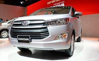 """Xe MPV đa dụng Innova: """"Gà đẻ trứng vàng"""" của Toyota Việt Nam"""
