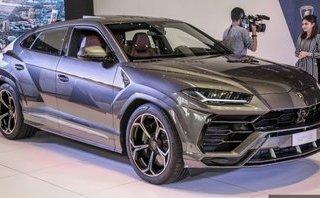 """Thị trường xe - Siêu SUV Lamborghini Urus """"đặt lốp"""" tới Đông Nam Á có giá bao nhiêu?"""