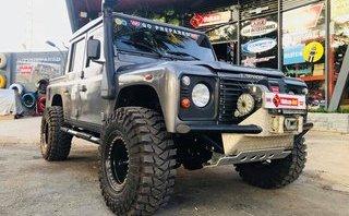 Thú chơi xe - 'Lính chiến' Land Rover Defender độ khủng ngốn 2,5 tỷ tại Sài Gòn