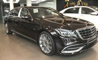 Thị trường xe - Mercedes-Maybach S450 đại gia Thanh Hóa tặng vợ có gì ấn tượng?