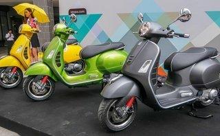 Vespa GTS 300 ABS ế thảm tại Việt Nam, loay hoay vực dậy ở nước ngoài