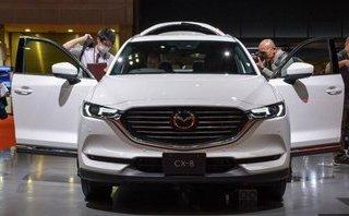 Thị trường xe - Xem trước SUV 7 chỗ Mazda CX-8 sắp về Đông Nam Á