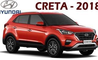 Thị trường xe - Hyundai Creta 2018 sắp bung hàng, giá từ 330 triệu đồng