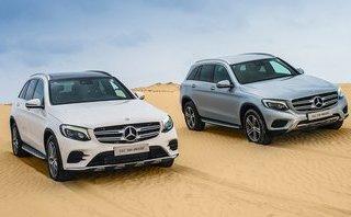 """GLC """"đắt như tôm tươi"""", Mercedes-Benz Việt Nam được đà làm giá?"""