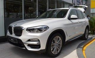 Thị trường xe - BMW X3 2018 bán ra tại Ấn Độ có gì khác?