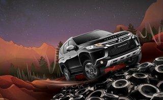 Thị trường xe - Mitsubishi Pajero Sport tung bản đặc biệt mới cực 'chất'