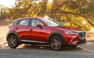 Mazda CX-3 2019 chốt giá sốc đấu Chevrolet Trax, Ford EcoSport