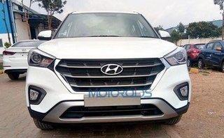 Soi bản nâng cấp Hyundai Creta 2018 ế ẩm tại Việt Nam