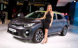 Thị trường xe - Thêm đối thủ mới cho Mazda CX-3, Ford EcoSport mang tên Kia Stonic