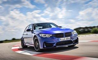 Thị trường xe - Xe hiệu năng cao BMW M3 CS sản xuất giới hạn có gì đặc biệt?