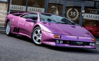 Xe++ - Hàng hiếm Lamborghini Diablo của ca sĩ Jay Kay rao bán hơn 16,5 tỷ đồng