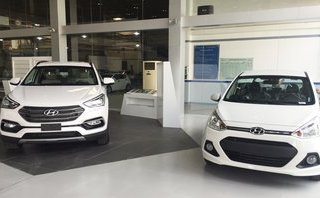 Xe++ - Bảng giá ô tô Hyundai chính hãng cập nhật mới nhất tháng 8/2017