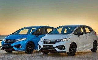 Xe++ - Xem trước ảnh Honda Jazz bản thể thao sắp ra mắt Châu Âu