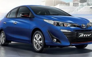 Xe++ - Toyota Yaris Ativ ra mắt tại Thái Lan, giá rẻ hơn cả Vios