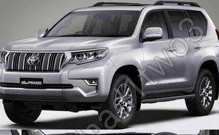 Xe++ - Hé lộ giá bán của Toyota Land Cruiser Prado 2018