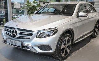 Xe++ - Mercedes-Benz GLC 200 lắp ráp tại Malaysia chốt giá 1,53 tỷ đồng