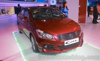 Xe++ - Suzuki ra mắt mẫu xe giá rẻ Ciaz S giá từ 333 triệu đồng