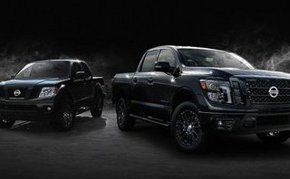 Xe++ - Đón Nhật thực, Nissan tung bộ đôi đặc biệt Midnight Edition
