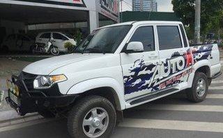 Xe++ - 'Lột xác' bán tải UAZ Patriot Pickup chỉ với 60 triệu đồng