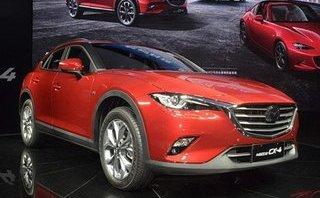 Xe++ - 'Hàng hiếm' Mazda CX-4 giá từ 480 triệu đồng