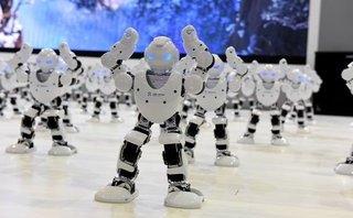 Công nghệ - Robot thay thế smartphone sắp sửa ra đời