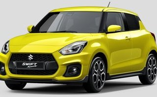 Xe++ - Lộ giá bán của Suzuki Swift Sport 2018