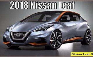 Xe++ - Xe điện Nissan Leaf 2018 đối thủ Tesla Model 3 được trang bị những gì?