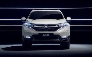 Xe++ - Honda CR-V hybrid 2018 sắp được bán ra tại châu Âu