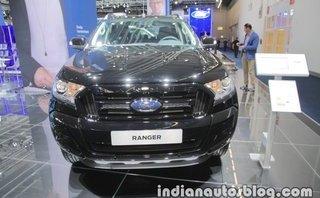 Xe++ - Ford Ranger Black Edition chỉ sản xuất giới hạn 2.500 chiếc trên toàn thế giới