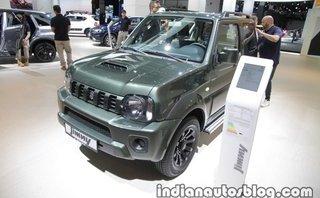 Xe++ - Cận cảnh xe off-road cỡ nhỏ Suzuki Jimny